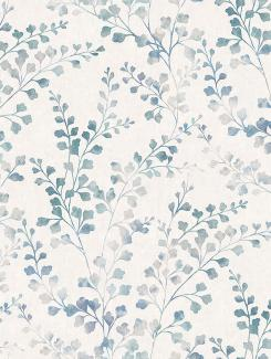 The wallpaper Leaf Silhouette from Boråstapeter. The wallpaper design and pattern is neutrals and consists of Foliage