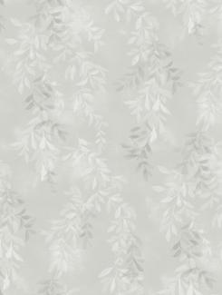 The wallpaper Simone from Boråstapeter. The wallpaper design and pattern is green and consists of Sketched Forest