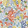 The wallpaper Koralläng from Boråstapeter. The wallpaper design and pattern is multi and consists of Playful & Imaginative