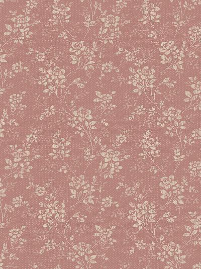 The wallpaper Hip Rose from Boråstapeter. The wallpaper design and pattern is pink and consists of Archive Floral Traditional