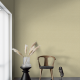 The wallpaper Mellow Olive from Engblad & Co. The wallpaper design and pattern is green and consists of Single Colour
