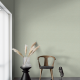 The wallpaper Winter Green from Engblad & Co. The wallpaper design and pattern is green and consists of Single Colour