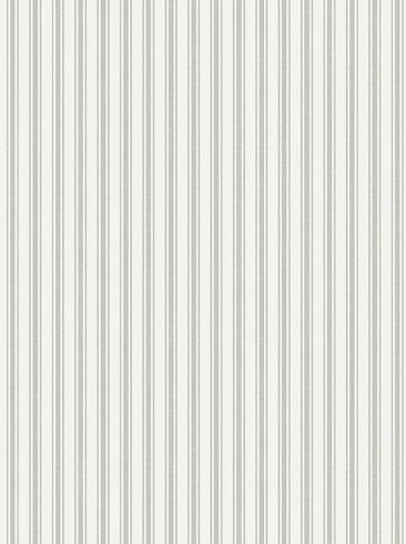 The wallpaper Aspö Stripe from Boråstapeter. The wallpaper design and pattern is white and consists of Stripe