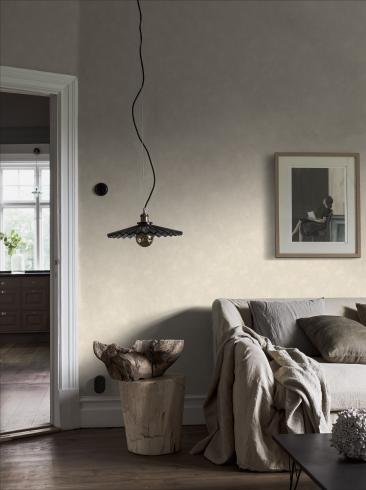 The wallpaper Painter´s Wall from Boråstapeter. The wallpaper design and pattern is neutrals and consists of Limestone Single Colour