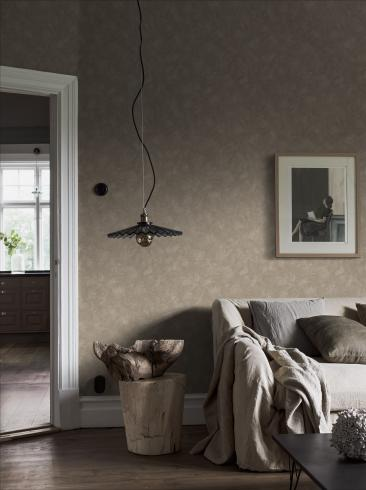 The wallpaper Painter´s Wall from Boråstapeter. The wallpaper design and pattern is grey and consists of Limestone Single Colour