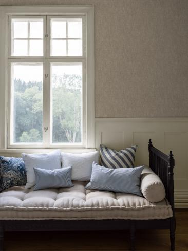 The wallpaper Sahara Evening from Boråstapeter. The wallpaper design and pattern is neutrals and consists of Single Colour