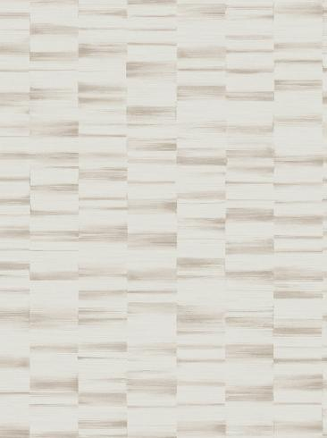 The wallpaper Waterfront from Engblad & Co. The wallpaper design and pattern is grey and consists of Stripe