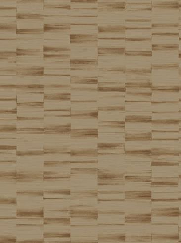 The wallpaper Waterfront from Engblad & Co. The wallpaper design and pattern is brown and consists of Stripe