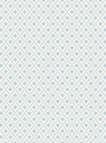 The wallpaper Windrose from Boråstapeter. The wallpaper design and pattern is white and consists of Trellis