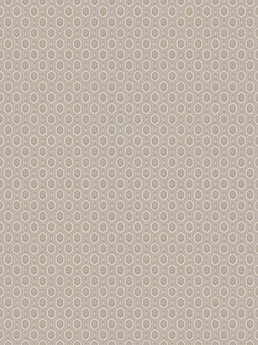 The wallpaper Ambassador from Engblad & Co. The wallpaper design and pattern is grey and consists of Graphic