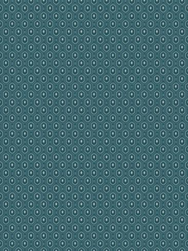 The wallpaper Ambassador from Engblad & Co. The wallpaper design and pattern is blue and consists of Graphic