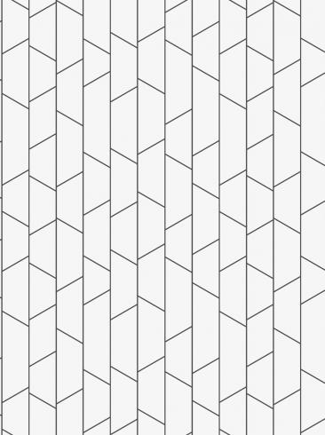 The wallpaper Angle from Engblad & Co. The wallpaper design and pattern is black & white and consists of Geometric Graphic