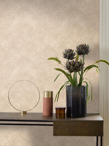 The wallpaper Classic Royal from Engblad & Co. The wallpaper design and pattern is pink and consists of Single Colour
