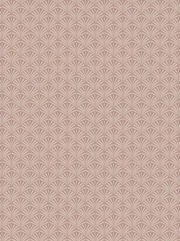 The wallpaper Grace from Boråstapeter. The wallpaper design and pattern is pink and consists of Graphic