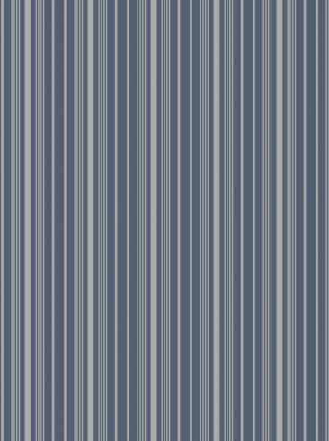 The wallpaper Noble Stripe from Boråstapeter. The wallpaper design and pattern is blue and consists of Stripe