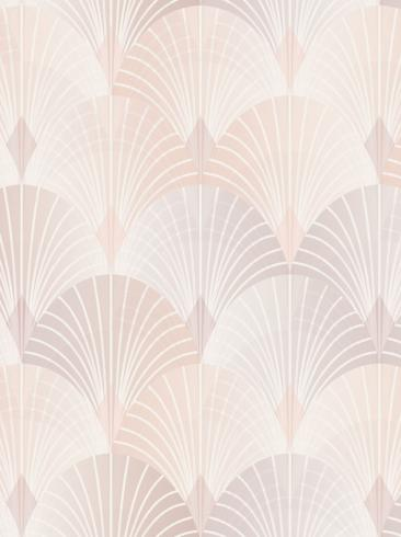 The wallpaper Pigalle from Engblad & Co. The wallpaper design and pattern is pink and consists of Damask