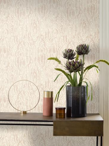The wallpaper Riviera from Engblad & Co. The wallpaper design and pattern is neutrals and consists of Single Colour