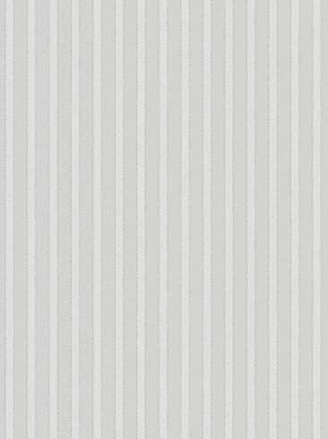The wallpaper Salongsrand from Engblad & Co. The wallpaper design and pattern is grey and consists of Stripe