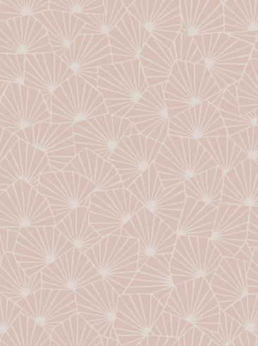 The wallpaper Stjärnflor from Boråstapeter. The wallpaper design and pattern is pink and consists of Playful & Imaginative