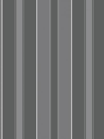 The wallpaper Stockholm Stripe from Boråstapeter. The wallpaper design and pattern is grey and consists of Stripe