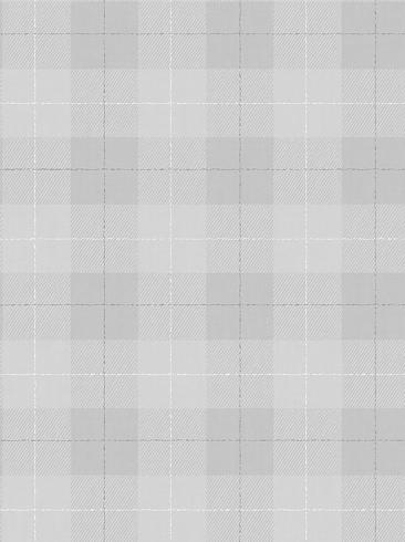 The wallpaper Tartan Check from Boråstapeter. The wallpaper design and pattern is grey and consists of Checked