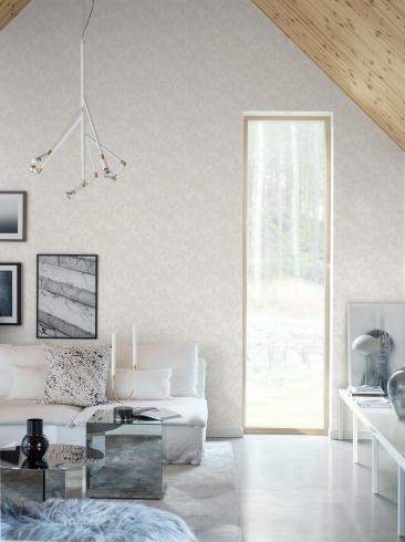 The wallpaper Terrace from Engblad & Co. The wallpaper design and pattern is neutrals and consists of Plants