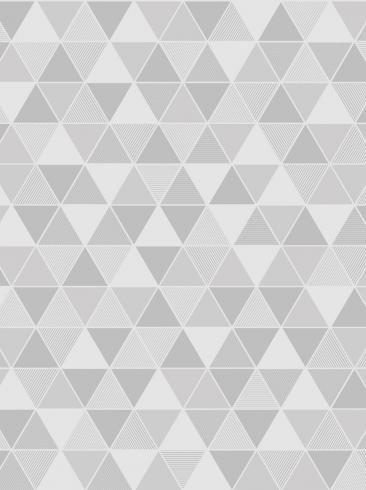The wallpaper Triangular from Engblad & Co. The wallpaper design and pattern is grey and consists of Geometric Graphic