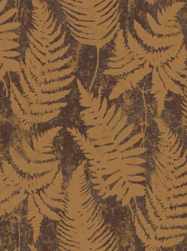 The wallpaper Whistler from Engblad & Co. The wallpaper design and pattern is brown and consists of Plants