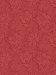 The wallpaper Acanthus from Engblad & Co. The wallpaper design and pattern is red and consists of Floral Traditional