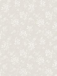 The wallpaper Hip Rose from Boråstapeter. The wallpaper design and pattern is grey and consists of Archive Floral Traditional