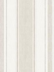 The wallpaper Linen Stripe from Boråstapeter. The wallpaper design and pattern is neutrals and consists of Stripe