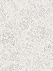 The wallpaper Nocturne from Boråstapeter. The wallpaper design and pattern is neutrals and consists of Floral Foliage