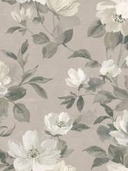 The wallpaper Peony from Boråstapeter. The wallpaper design and pattern is pink and consists of Floral