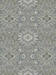 The wallpaper Rustic Ornament from Boråstapeter. The wallpaper design and pattern is multi and consists of Damask